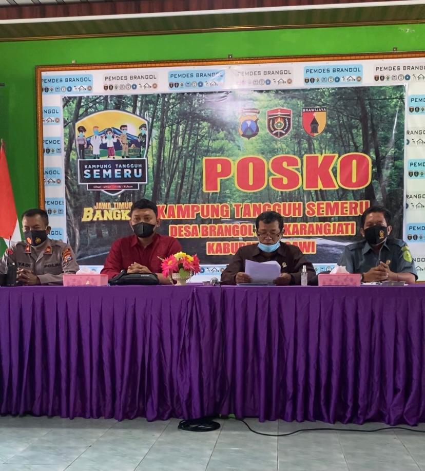 Sukses Eksekusi Anak di Desa Brangol Karangjati Ngawi