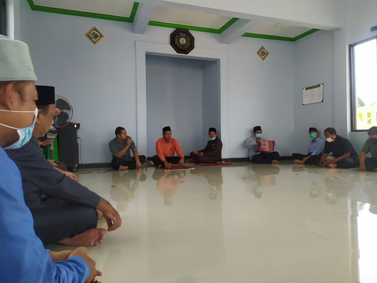 Kajian Kultum Ramadhan seusai sholat Dhuhur berjamaah