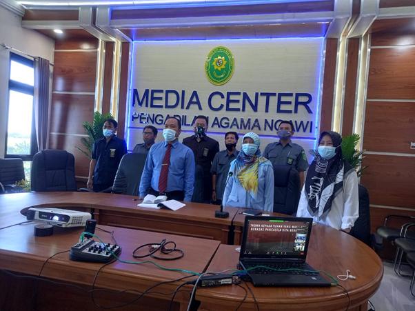 Bangun Zona Integritas, PTA Surabaya Motivasi 37 Satker Menuju WBK dan WBBM