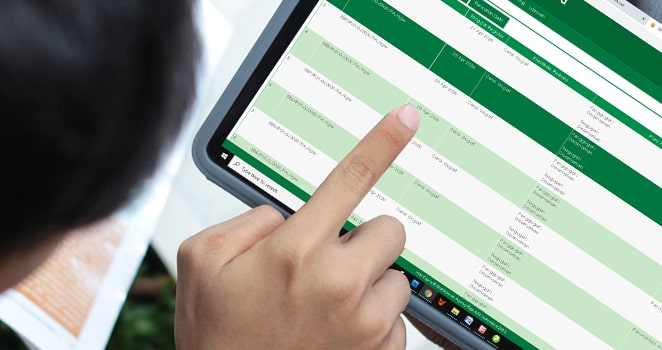 Aplikasi Sistem Informasi Pencarian Perkara (SIPP)