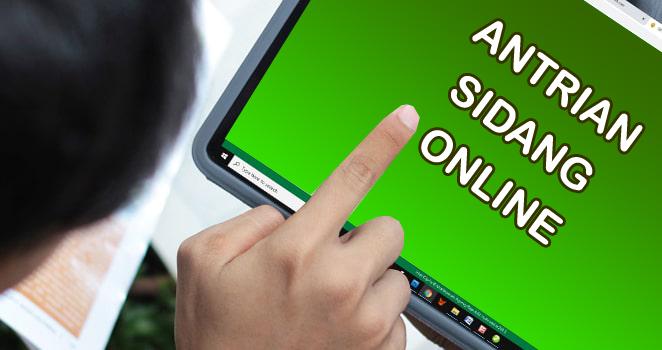 Antrian Sidang Online PA Ngawi