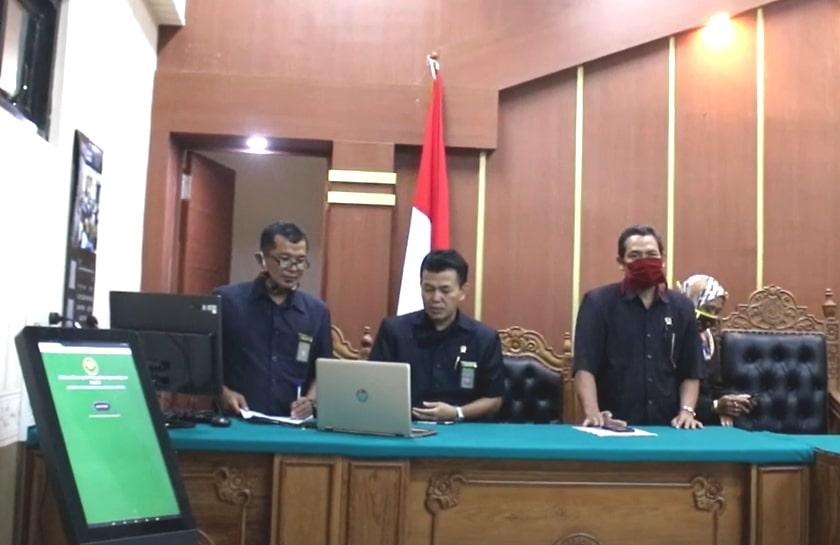 Launching Aplikasi Inovasi SILARI  Pengadilan Agama Ngawi