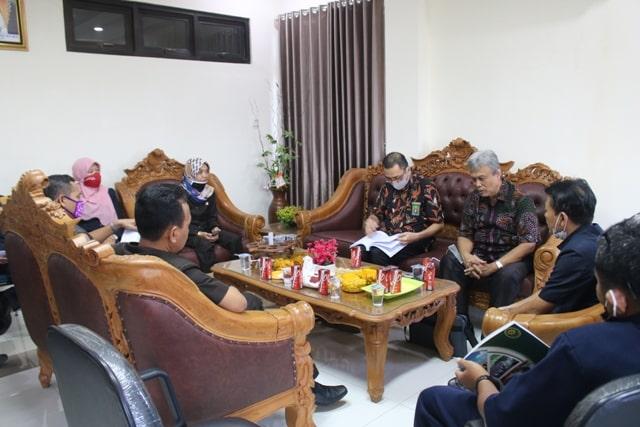 PTA Surabaya melakukan pendampingan penilaian Zona Integritas
