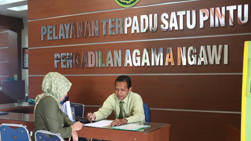 PTSP PA. Ngawi